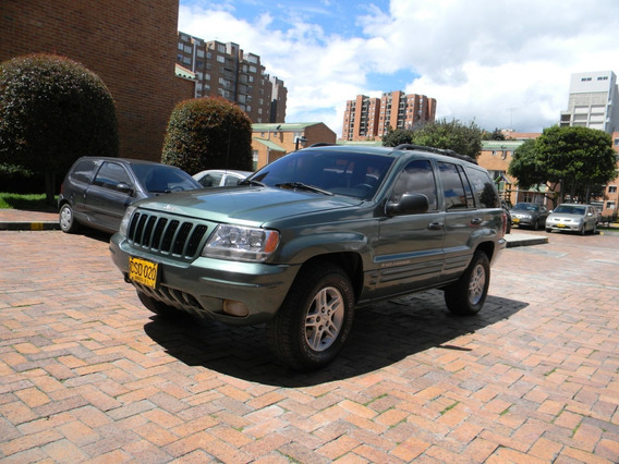Jeep Gran Cherokee Limited Fe