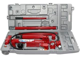 Expansor Hidraulico Chapista 10ton 15 Accesorios Saca Bollo