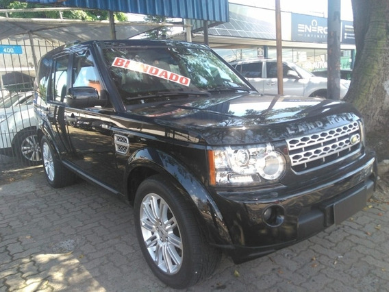 Land Rover Discovery 4 L/r Ddiscovery Hse 5.0 Blindada