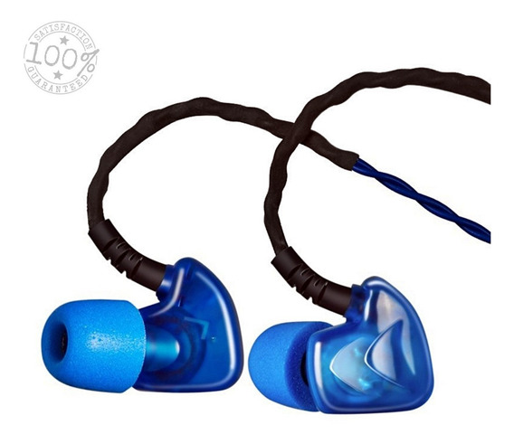 Fone In Ear Plex K1 Monitor De Palco Profissional - Retorno