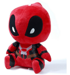 Nuevo Peluche Deadpool X Men Dead Pool Marvel Avengers