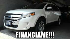 Ford Edge 2014 Precio Negociable!!!!