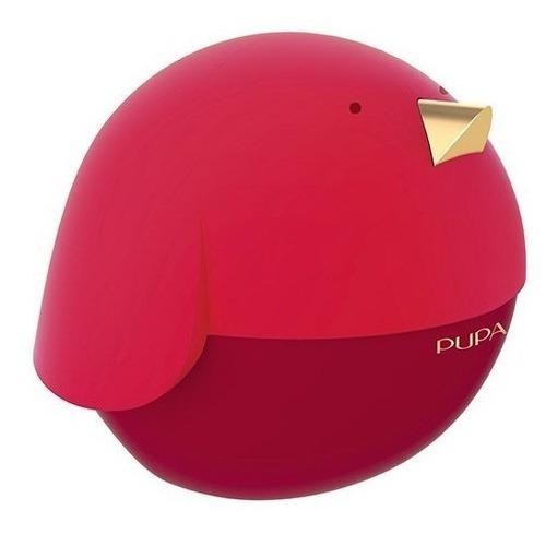 Pupa Birds 1 Red Kit Maquillaje