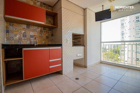 Apartamento Com 2 Dormitórios À Venda, 71 M² Por R$ 540.000 - Vittá Condomínio Clube - Jardim Ana Maria - Jundiaí/sp - Ap0194