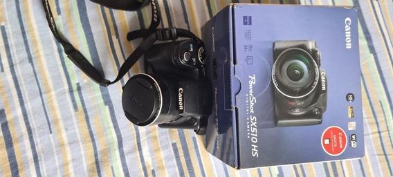 Camera Canon Powershot Sx510