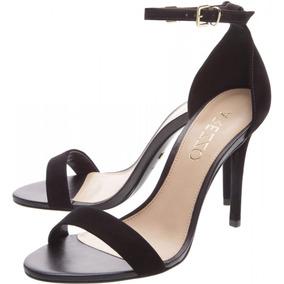 0c0a62aaf Sandalias Femininas Preta De Salto Arezzo - Sapatos no Mercado Livre ...