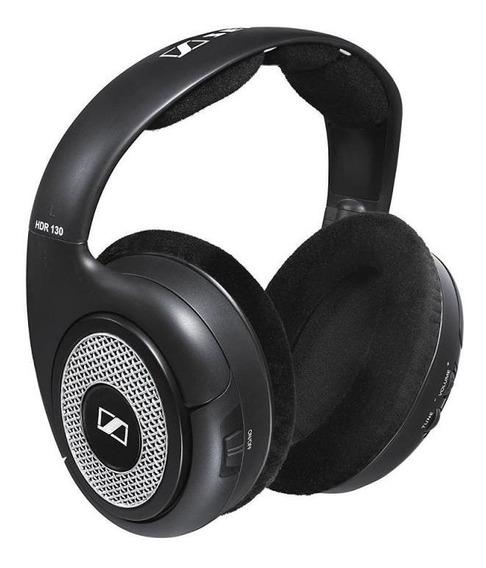 Headphone Sennheiser Hdr 130 Sem Fio - Preto