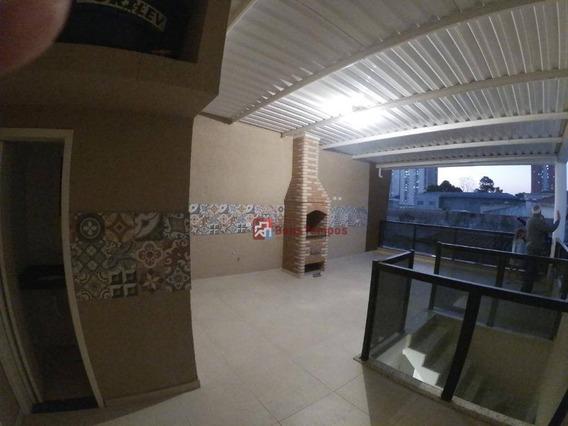 Sobrado Com 3 Dormitórios Sendo 1 Suite, Espaço Gourmet, 1 Vaga E Deposito, À Venda, 140 M² Apartir De R$ 600.000 - Vila Esperança - São Paulo/sp - So2826