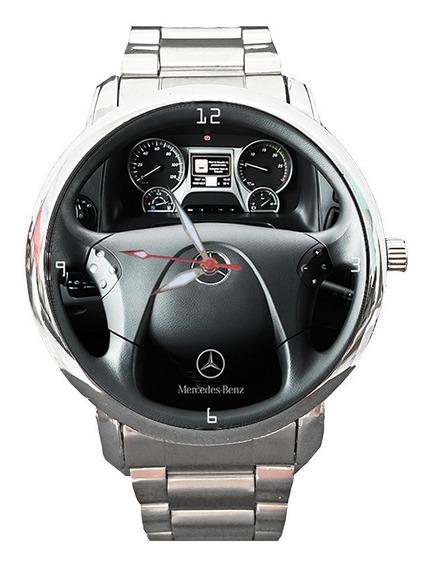 Relógio Painel Volante Mercedes Benz Actros Caminhão Carga