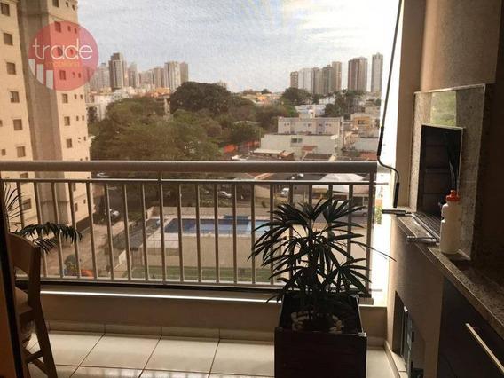 Apartamento Com 3 Dormitórios À Venda, 96 M² Por R$ 551.000 - Santa Cruz Do José Jacques - Ribeirão Preto/sp - Ap5052