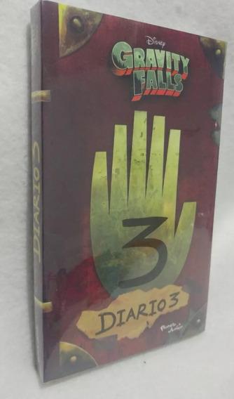 Diario 3 Gravity Falls Nuevo