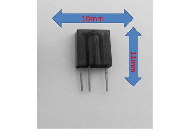Sensor Receptor Infra Tk19 Controle Remo Serve Varias Placas