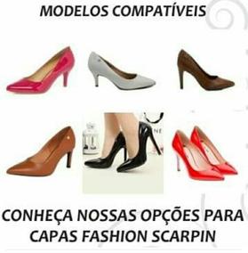 Capas Estampadas Para Sapato Scarpin - Covershoes