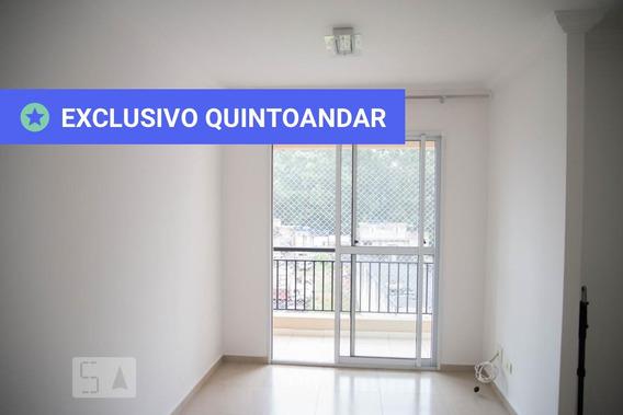 Apartamento No 5º Andar Mobiliado Com 2 Dormitórios E 1 Garagem - Id: 892875844 - 175844