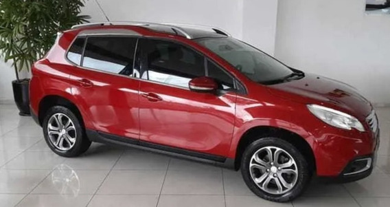 Peugeot 2008 Ano 2017 Griffe 1.6 Manual