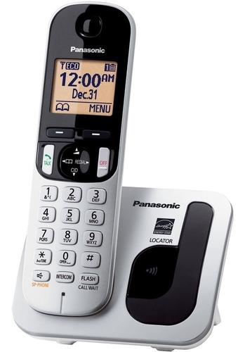 Imagen 1 de 2 de Telefono Panasonic Dect Con Identificador Altavoz Nvo Gtia