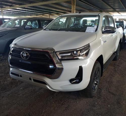 Toyota Hilux Srv 4x4 2021 Automática