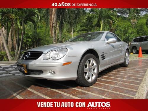 Mercedes Benz Sl 500 Convertible At Sec Cc5000