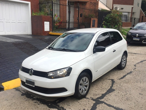 Volkswagen Gol Trend Pack I 2015 Gnc Gas Clio Fox Corsa Up