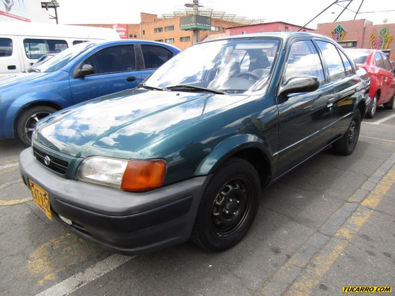 Toyota Tercel Japones