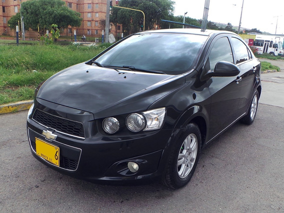 Chevrolet Sonic Lt Mt 1600 Cc Aa Abs Tc