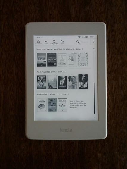 Kindle Paperwhite Com Luz Embutida