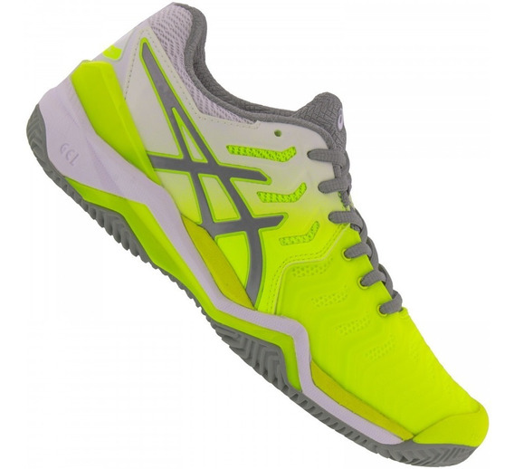 Tenis Asics Gel Resolution 7 Clay Padel Tennis Grama
