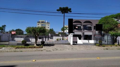 Prédio Comercial Para Alugar Com 1800m² Por R$ 37.000,00 No Bairro Água Verde - Curitiba / Pr - Prl0010