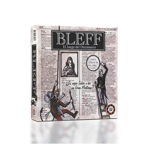 Imagen 1 de 3 de Bleff - El Juego Del Diccionario Version De Tablero Original