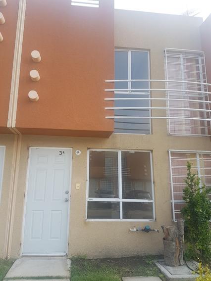 Rento Casa En Tecamac
