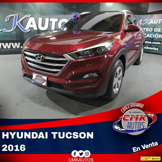 Hyundai Tucson Sincronico