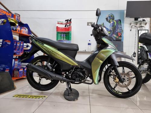 Yamaha Crypton 115 2018