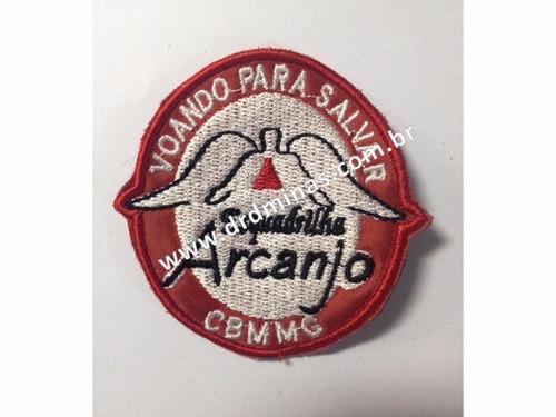 Patch / Distintivo Bordado Arcanjo - Boa  - U