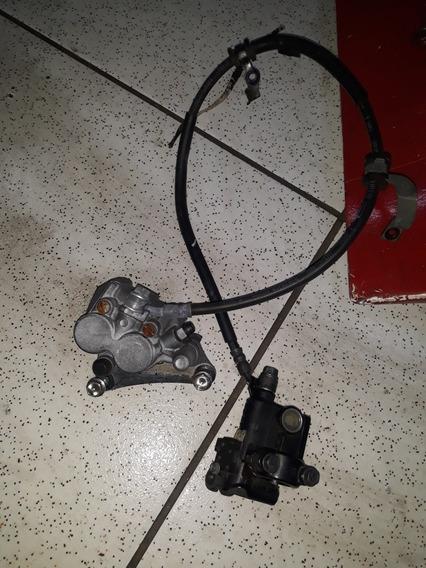Sistema De Freio A Dianteiro Cb300r 2014 Original Usado