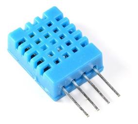 Kit Com 5 Sensor De Umidade E Temperatura Dht11 - Arduino