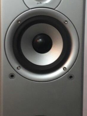 Autofalante Polk Audio Monitor 60 - 200w / 08 Ohms