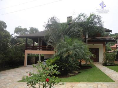 Casa Residencial À Venda, Condomínio Chácara Flora, Valinhos. - Ca1425