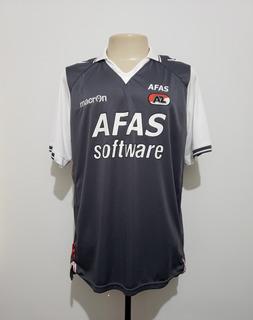 Camisa Futebol Az Alkmaar Holanda 2012 Away Macron Gg