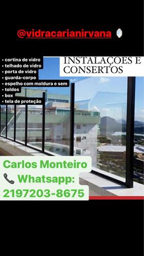 Vidraçarias, Toldos & Tela De Proteção