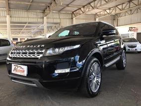Land Rover Range Rover Evoque Prestige 2.0 Preto 2012