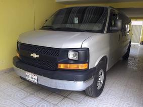 Chevrolet 3500 15 Pasajeros