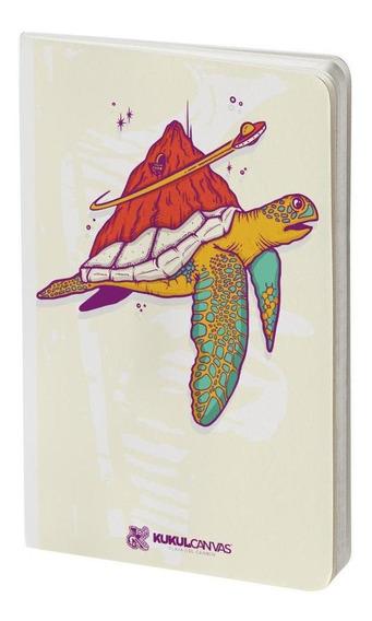 Cuaderno De Dibujo Ecológico The White Book Tortuga - S018