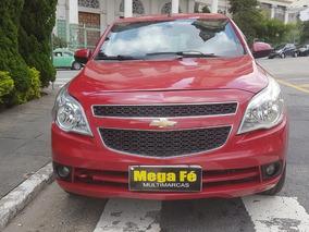 Chevrolet Agile 1.4 5p 2010 Vermelho Completo Ipva 2019 Pago