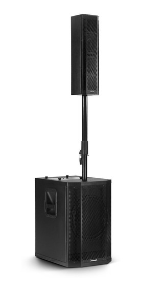 Sistema Pa Caixa Passiva Frahm Grt-12 Torre Som Profissional
