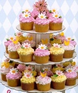Cupcake Médio N° 2 Aceitamos Pedidos Especiais