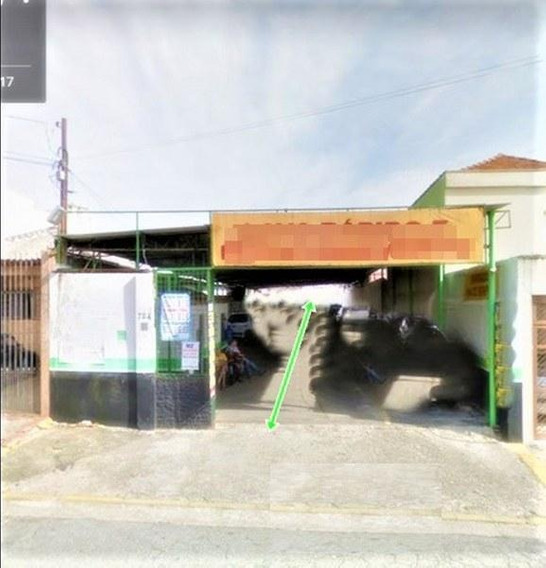 Terreno À Venda, 554 M² Por R$ 1.400.000 - Água Rasa - São Paulo/sp - Te0141
