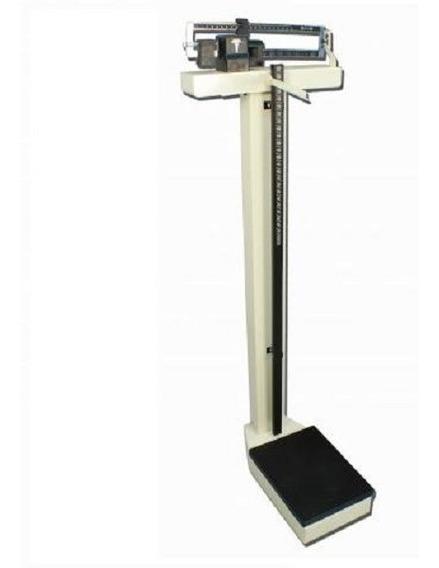 Basculas Nuevo Leon 160kg Talla Peso Doctor Clinica 193