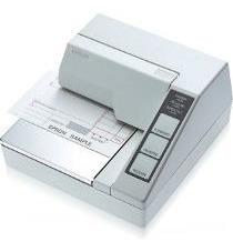 Impresora De Cheques Y Formas Sueltas Epson Tmu 295