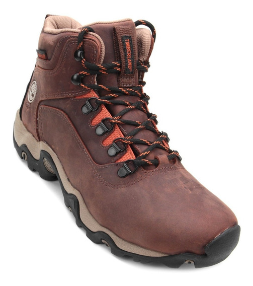 Bota Timberland Black Forest W,original,waterproof,couro
