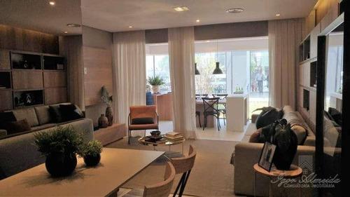 Imagem 1 de 28 de Penthouse Barra Funda, 3 Dorm. 2 Suítes, 2 Vagas + Depósito, Lazer Completo - Ph0004